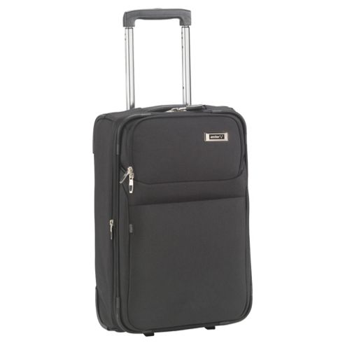 Antler Princeton 4-Wheel Suitcase, Black Small