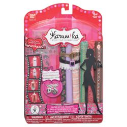 Harumika Super Style Accents Accessory Pack