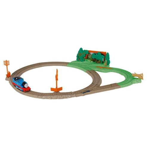 Fisher-Price Thomas & Friends Trackmaster Thomas' Wild Ride Motorised Train Set