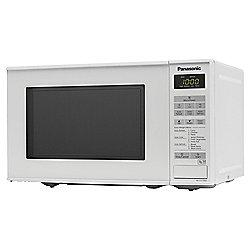 Panasonic  Solo Microwave NN-E271WMBPQ 20L, White