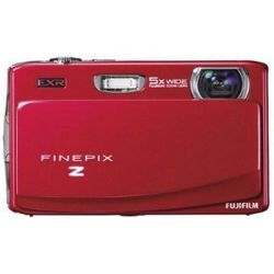 Fujifilm Finepix Z900EXR Digital Camera - Red (16MP, 5x Optical Zoom) 3.5 inch LCD Touch Screen