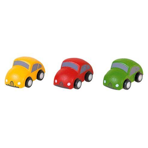 Plan Toys Mini Cars Wooden Toy Set
