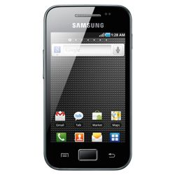 Tesco Mobile Samsung Galaxy Ace Black