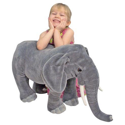 Melissa & Doug Elephant Giant Soft Toy