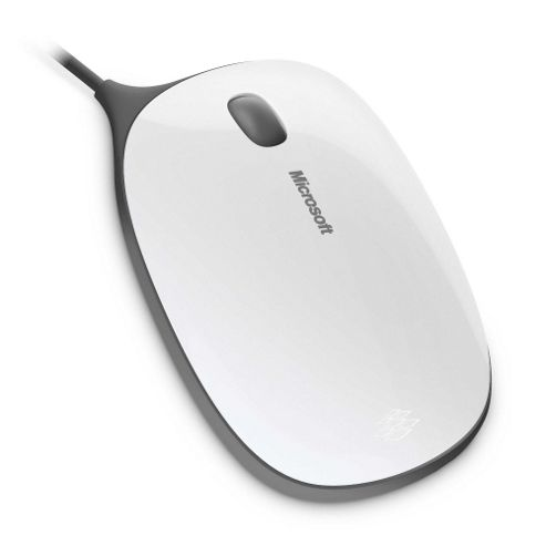 Microsoft Express Mouse USB Mouse - Grey