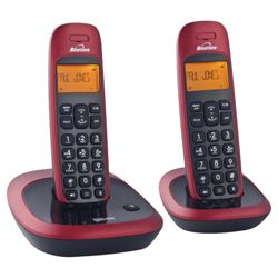 Binatone Zest 3005 DECT cordless Telephone -Set of 2