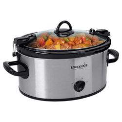 Crock Pot 5.7L Cook N Carry Slow Cooker