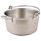 Dexam 12101830 Supreme Jam or Preserving Pan with Bucket Style Handle - 30cm