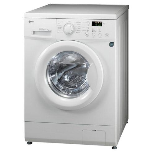 buy lg f1256qd 7kg direct drive washing machine from our lg range tesco. Black Bedroom Furniture Sets. Home Design Ideas