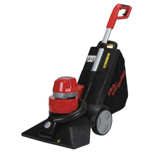 ikra RED 2000W Electric Push Along Garden Blow Vac