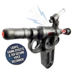 Doctor Who Series 6 Medi Gun with Voice Record, Black