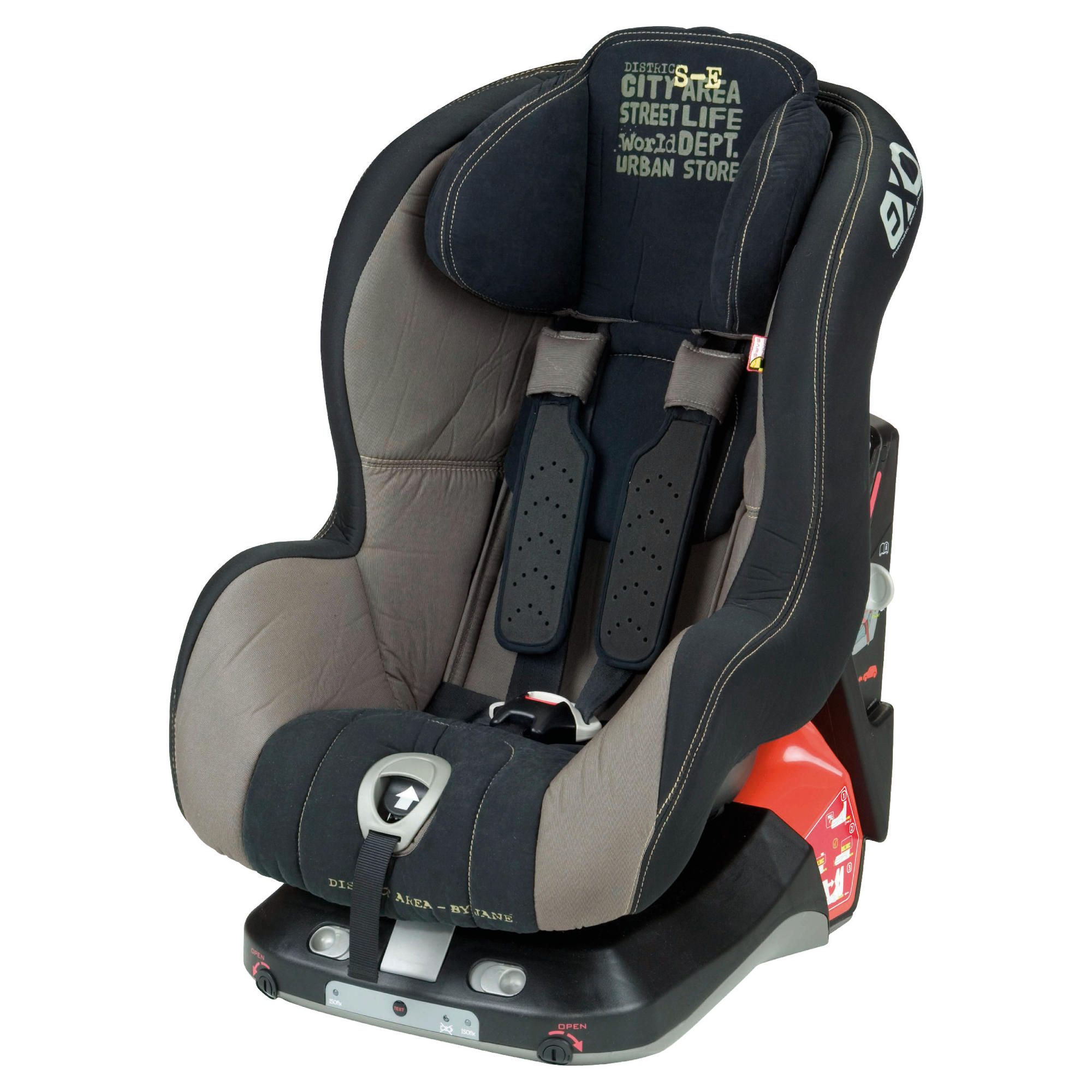Jané Exo Car Seat, Group 1, District at Tesco Direct