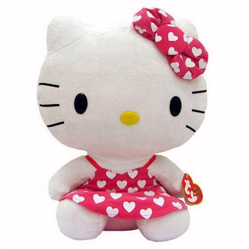 TY Hello Kitty Giant Toy