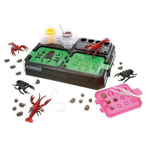 Gummi-X Bugs To Make & Eat