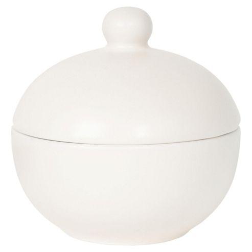 Nigella Lawson Living Kitchen Sugar Bowl, Cream