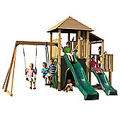 Plum Bison Wooden Play Centre