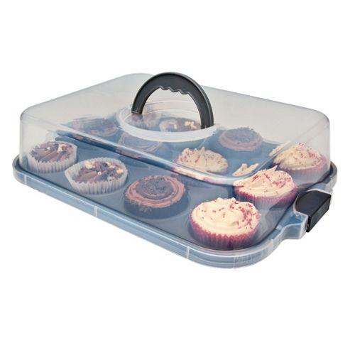 Go Cook Professional Cupcake Tin and Storer