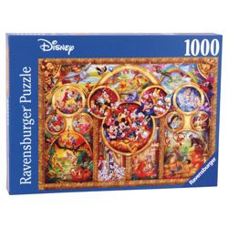 The Best Disney Themes, 1000 Piece Jigsaw Puzzle