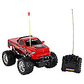 New Bright 1:15 RC Toy Full Function Land Rover LR2 & RAM