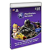 £35 PlayStation Network Card