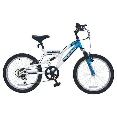 Buy Terrain Etna 20 Quot Kids Dual Suspension Mountain Bike