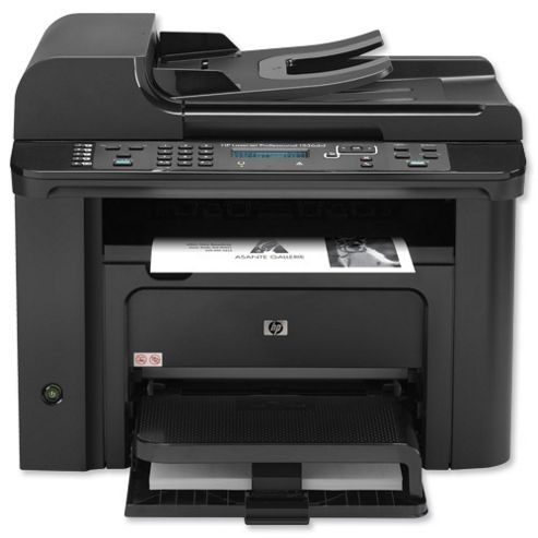 Hewlett-Packard M1536dnf LaserJet Pro Mono Multifunction Printer