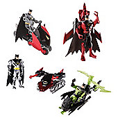 Batman Brave & The Bold Figure or Vehicle Only One Supplied