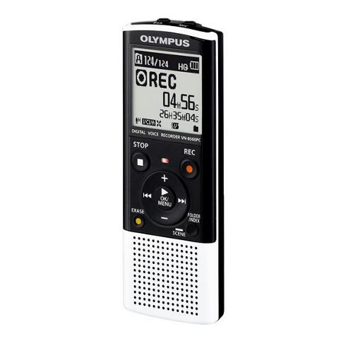 Olympus VN-8500 Digital Voice Recorder Dictation Machine