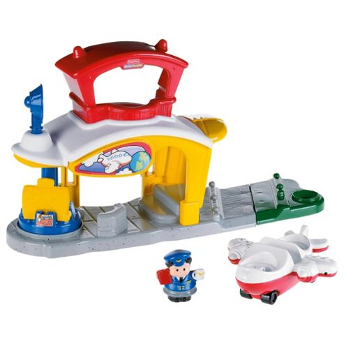 Fisher-Price World of Little People Playset