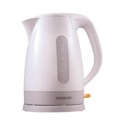 Kenwood JKP280 Cordless Jug Kettle, 1.6L - White