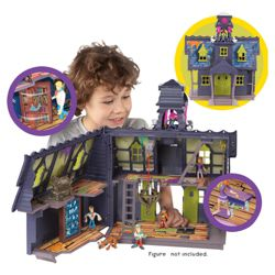 Scooby Doo Mystery Mansion with Goo Feature