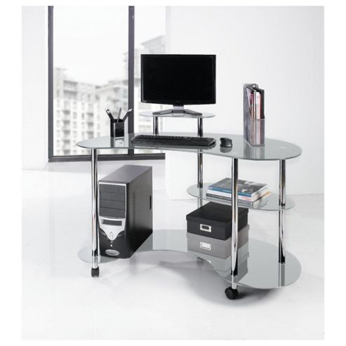 Mercury Workstation, Clear