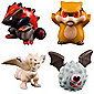Pokemon Black & White - 6 Figure Pack Z