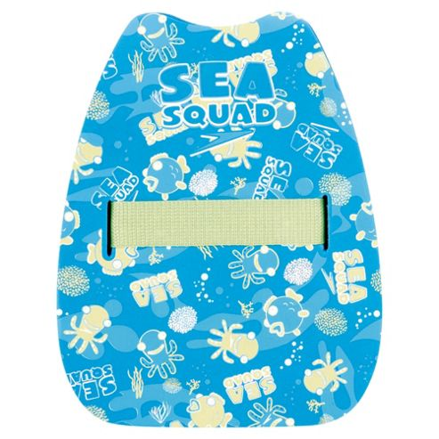 Speedo Sea Squad Back Float, Blue