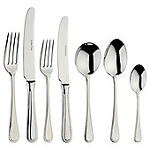 Arthur Price Classic Bead 58 piece, 8 Person Canteen Cutlery Set