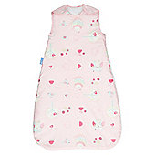 Grobag Baby Sleeping Bag 6-18 Months, 2.5 Tog, Mix & Patch