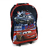 Disney Cars 2 Wheeled Bag