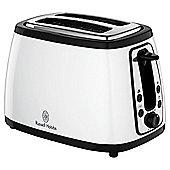 Russell Hobbs 18533 2 Slice Toaster - White