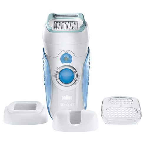 Braun Silk-épil 7 7871 Wet & Dry Dual Epilator Gillette Venus with 3 attachments