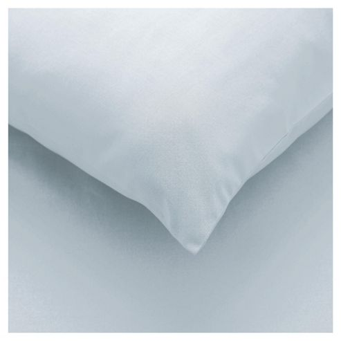 Tesco Pillowcases - Set of 4 - Powder Blue