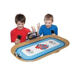 Scalextric London 2012 Velodrome Cycling Set