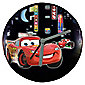Cars 2 Go Glow Clock
