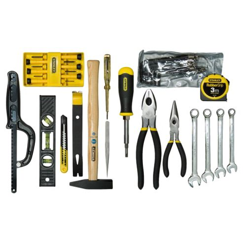 Stanley 32 Piece Toolkit