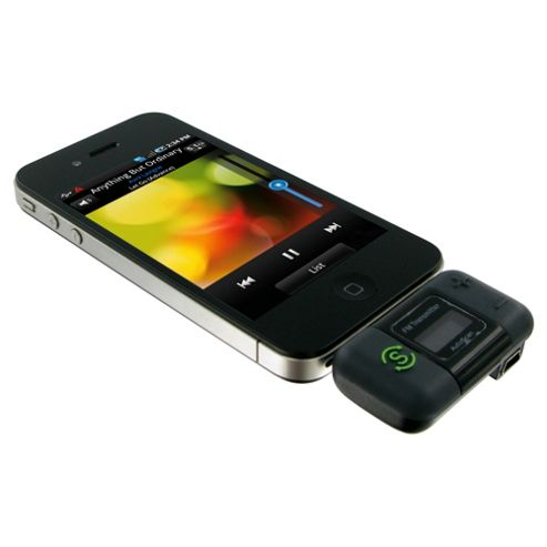 KitSound FM Transmitter for Apple iPhone/iPad/iPod Devices