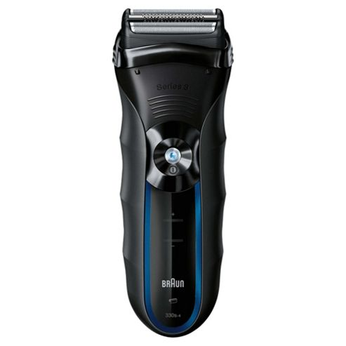 Braun Series 3 330s-4 Electric Rechargeable Male Foil Shaver