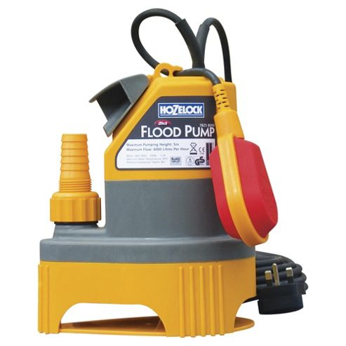 Hozelock Flood Water pump