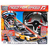 Mega Bloks Need For Speed Wheel Launcher Only One Supplied