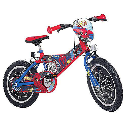 The Amazing Spider-Man Web Kids 16'' Wheel Bike - Boys