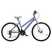 "Vertigo Summit 26"" Ladies' Front Suspension Mountain Bike, 16"" Frame"
