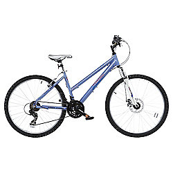 """Vertigo Summit 26"""" Ladies' Front Suspension Mountain Bike, 16"""" Frame"""